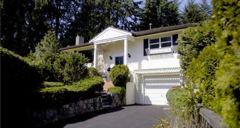 1266 Bracknell Place, Canyon Heights NV, North Vancouver