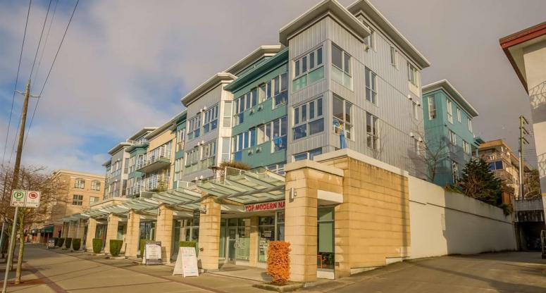 410 - 122 E 3rd Street, Lower Lonsdale, North Vancouver